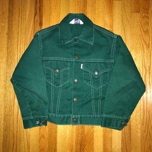 Boys vintage jean jacket